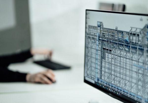 BIM e impianti industriali: il cantiere diventa digitale